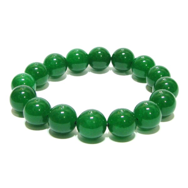 beaded forest and bead green with center emerald shell piece jade bracelet dark